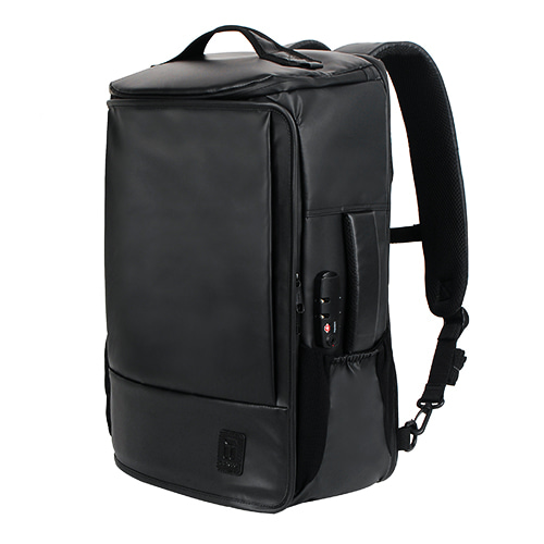 [TSL-303] TRAVELERS BLACK BACKPACK